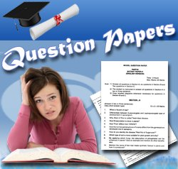Previous year question papers are available